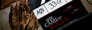 """""""She Came From The Woods"""""""