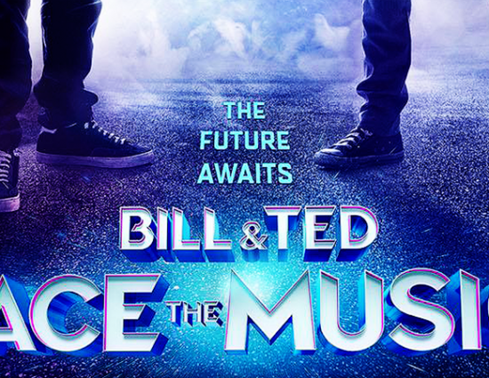 """""""Bill & Ted Face The Music"""" Bluray Release Date, Details, & Box Art Revealed"""
