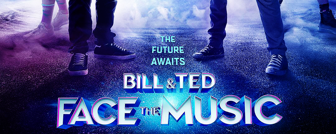 """Bill & Ted Face The Music"" Bluray Release Date, Details, & Box Art Revealed"