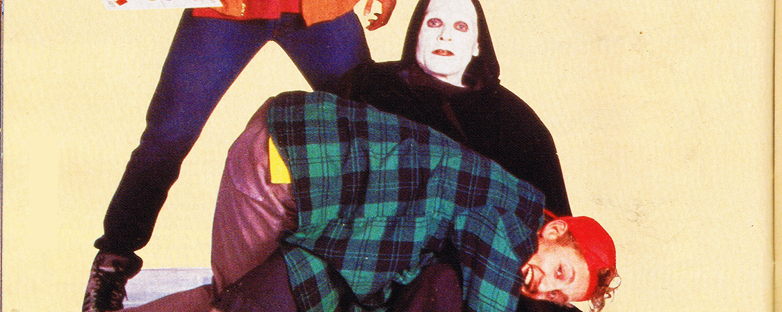 """Press Scans: 08/1991 – Starlog   """"Bill and Ted's Excellent Set Visit"""""""
