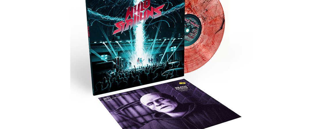 """""""Bill & Ted 3"""" Gets A New Mondo Soundtrack Release … and It's Vinyl"""